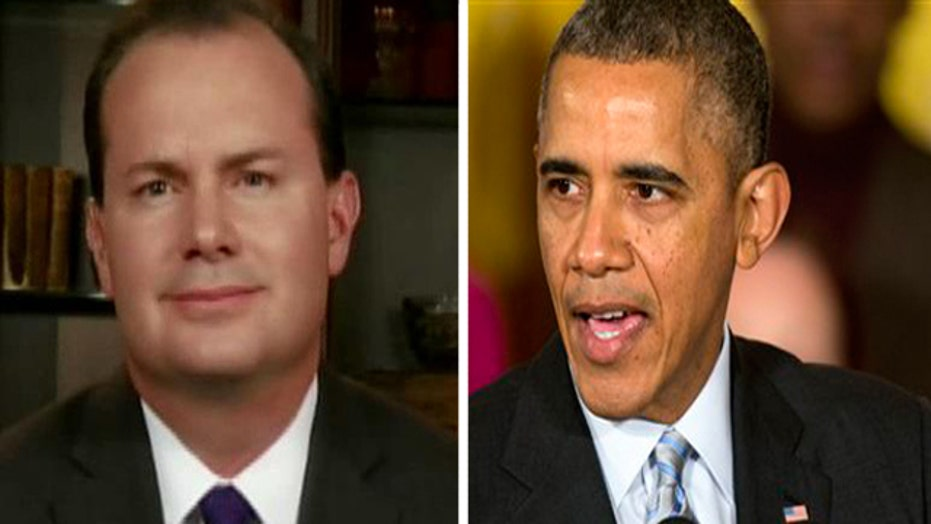 Sen. Mike Lee: What gives the president this authority?