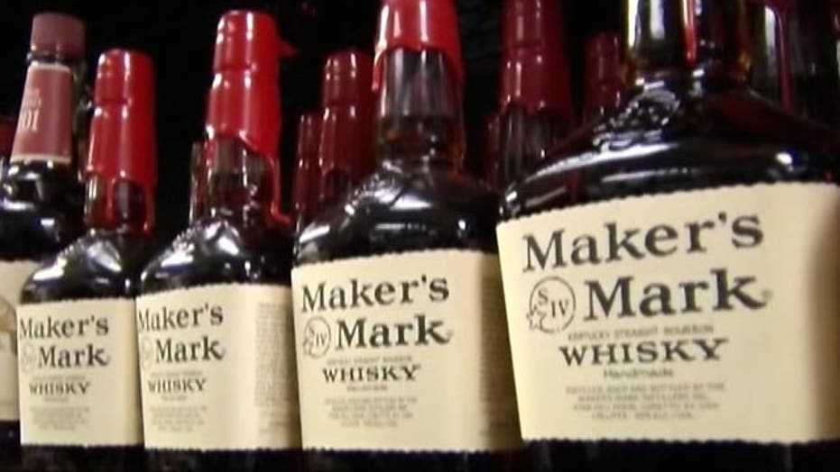 Maker's Mark reverses decision to lower alcohol