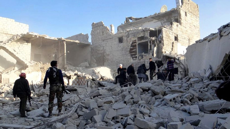 UN panel urges war crimes charges in Syria