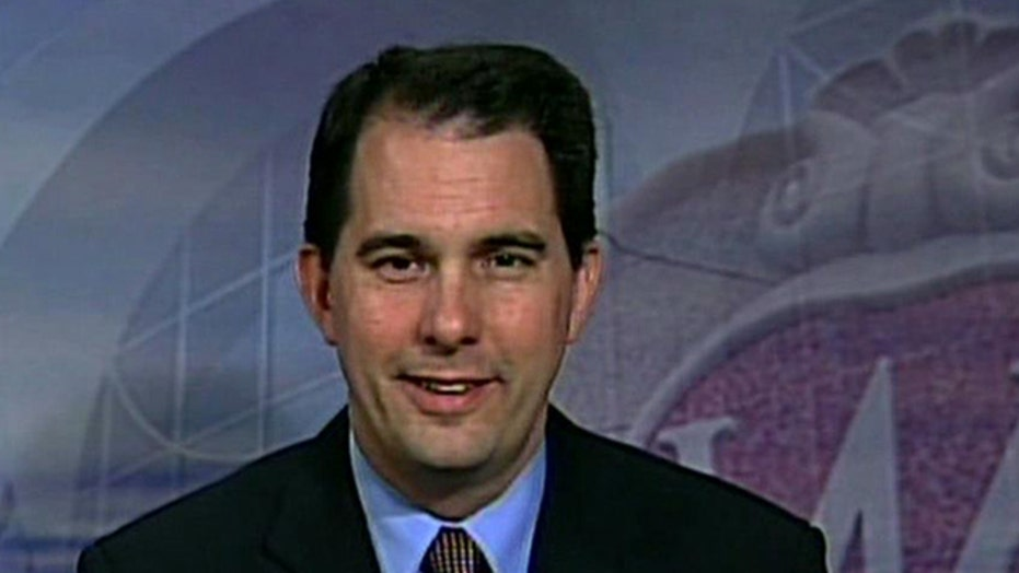 Gov. Scott Walker: Republicans need to offer a 'real plan'