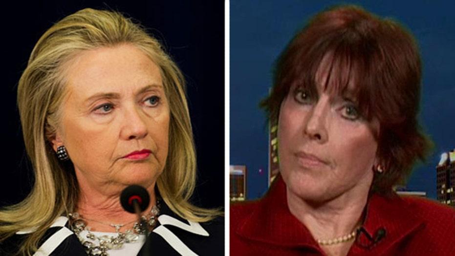 Kathleen Willey: Hillary Clinton is the war on women