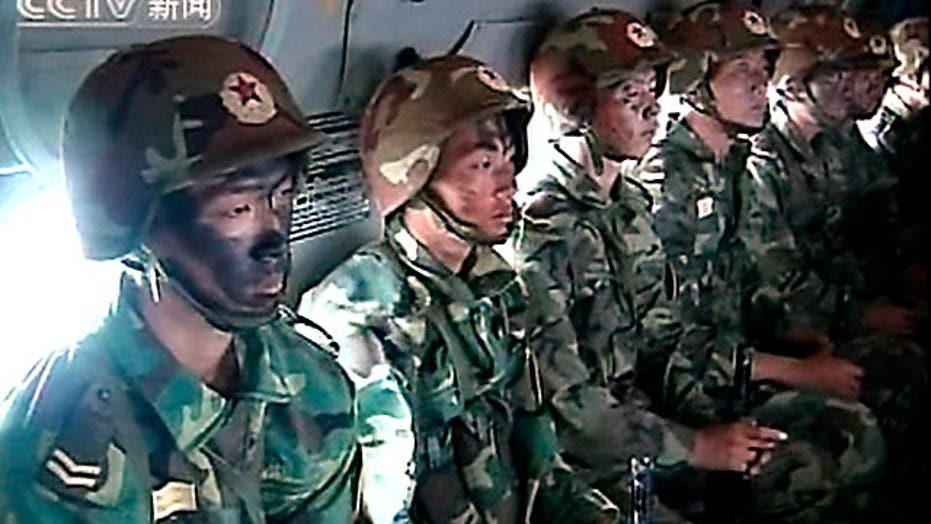 Chinese military behind hack attack?