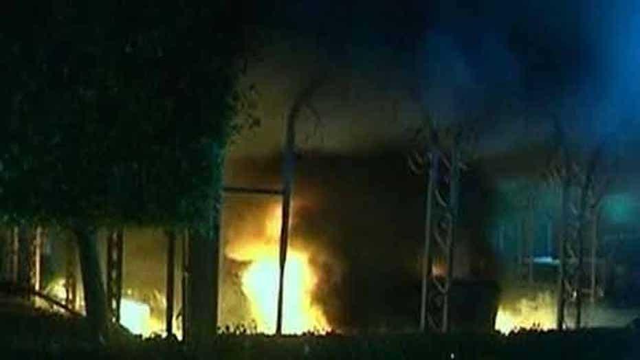 Book: Benghazi was retaliation for secret raid