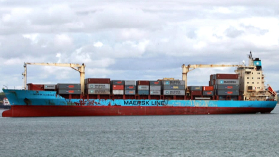 2 American security contractors found dead on Maersk Alabama