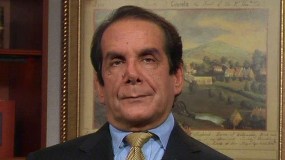 Krauthammer on why Dems have to 'run away' from CBO report