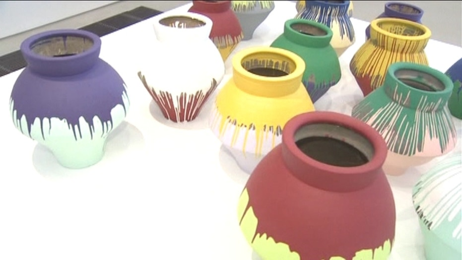 Man Apologizes For Destroying $1M Ai Weiwei Vase