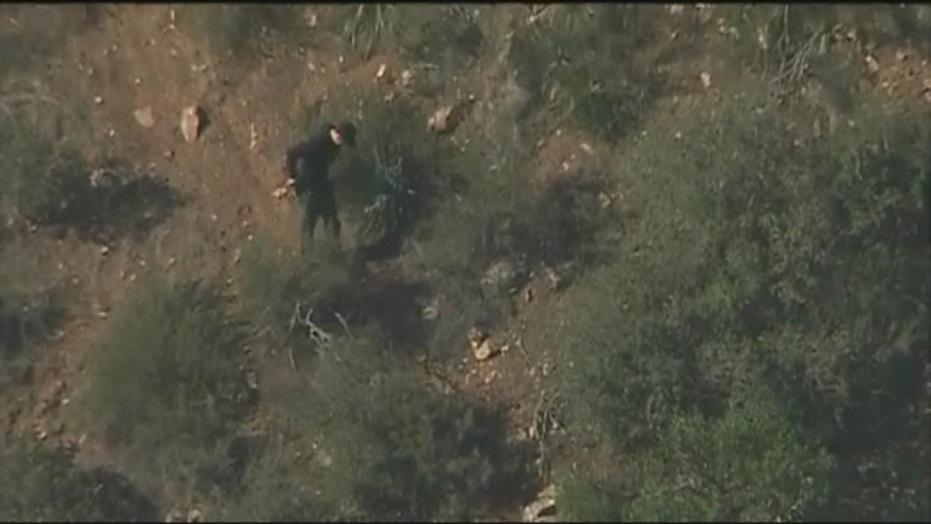 U.S. Agent Kills Man At Mexican Border