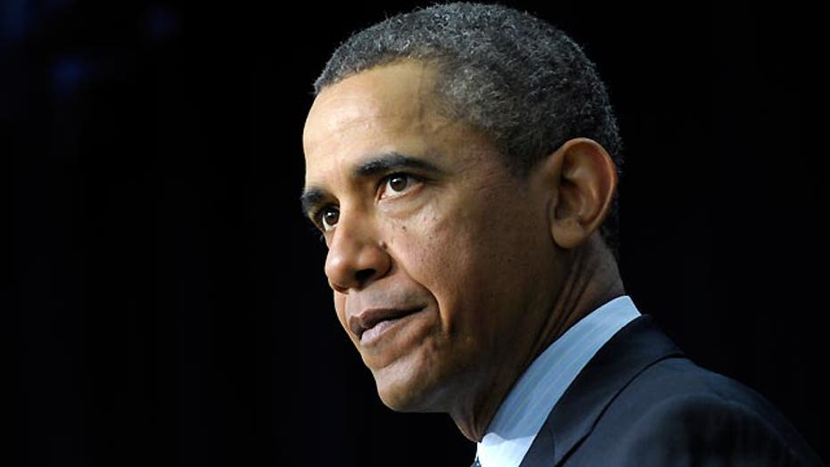 Debate over transparency of Obama White House