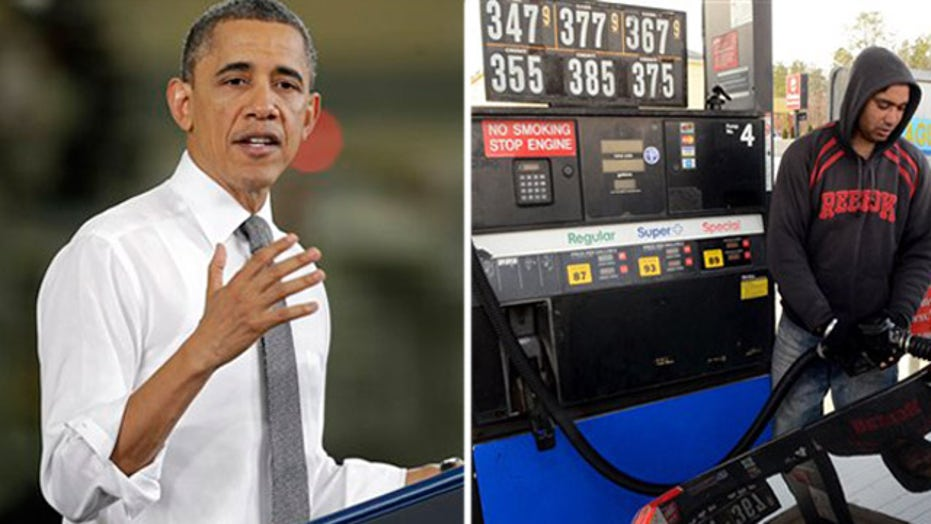 Mainstream media giving Obama a 'free pass' on gas prices?