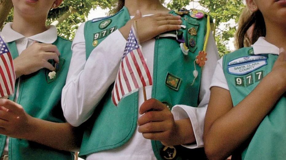 Do the Girl Scouts lean left?