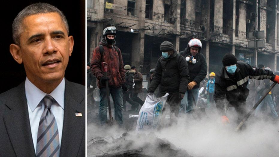 Is Obama's Ukraine warning credible?