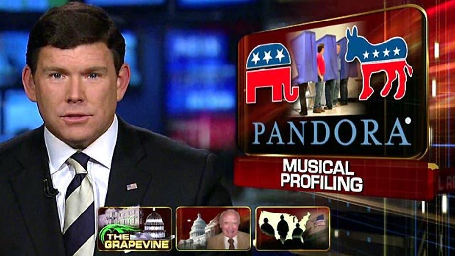 Grapevine: Musical political profiling