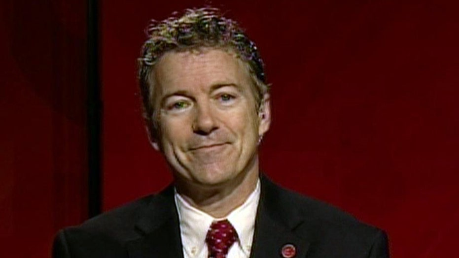 Rand Paul leading by example in fiscal responsibility