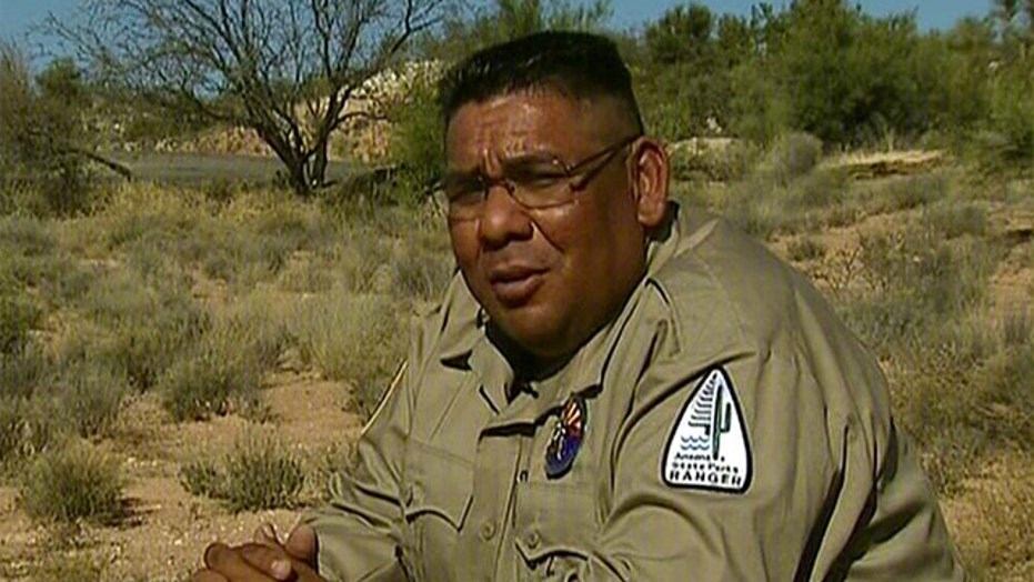 Program offers homeless veterans work as park rangers