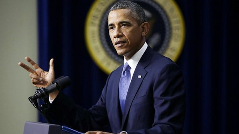 President on collision course with Congress over budget