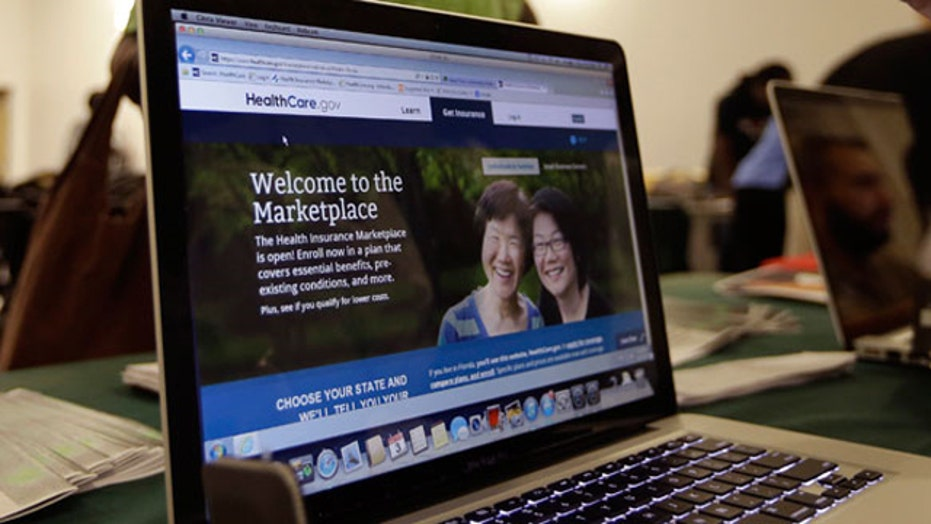 White House hints ObamaCare enrollment is picking up