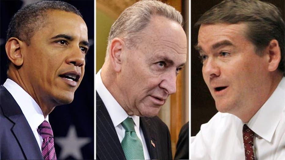 Obama vs. Democrats over future of Medicare Advantage?