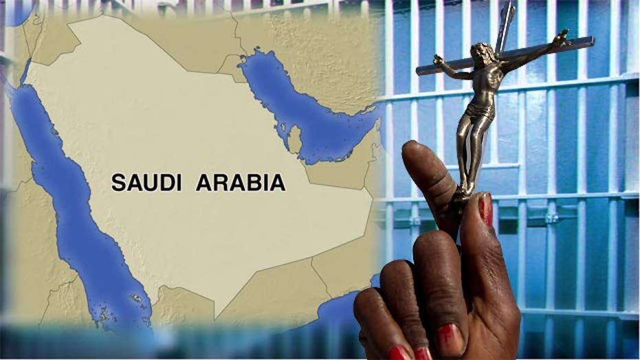 Praying Christians arrested by Saudi religious police