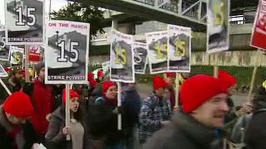 Should US scrap the minimum wage altogether?