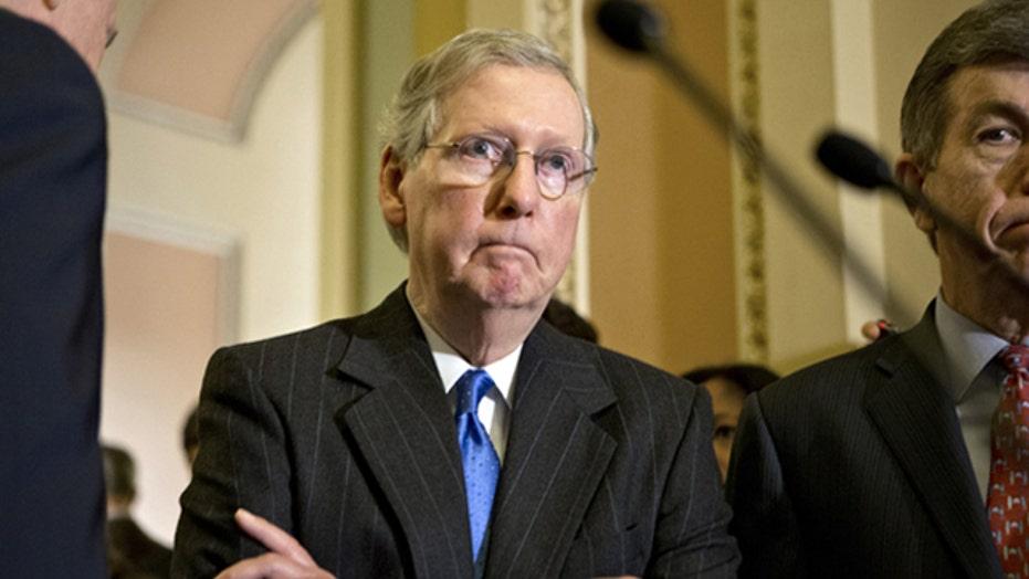 Conservative groups target Republican incumbents