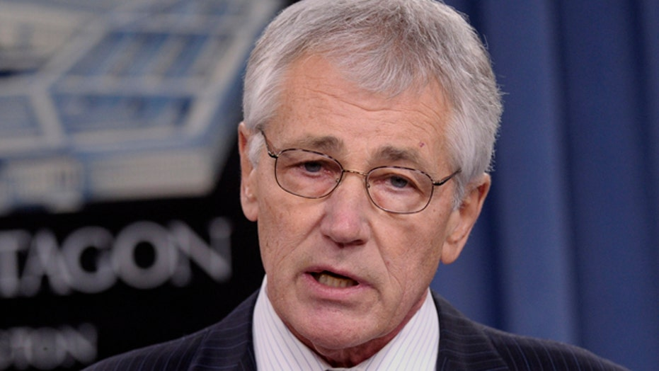 Hagel expected to cut billions in military spending