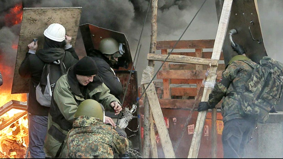 Who will step up and step in in Ukraine?