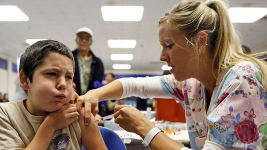Polio-like illness affects several children in California