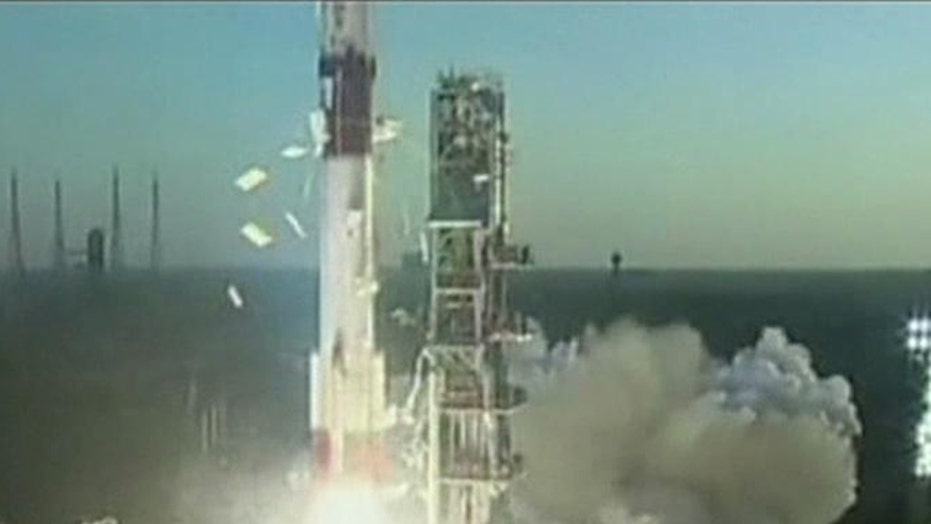 Canada launches satellite to hunt asteroids