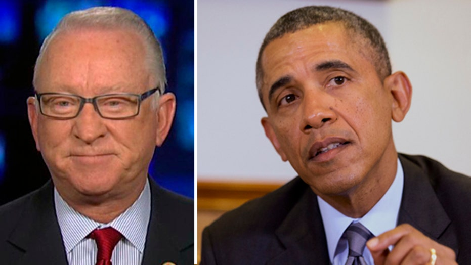 Rep. McKeon accuses Obama of ignoring Afghanistan victories