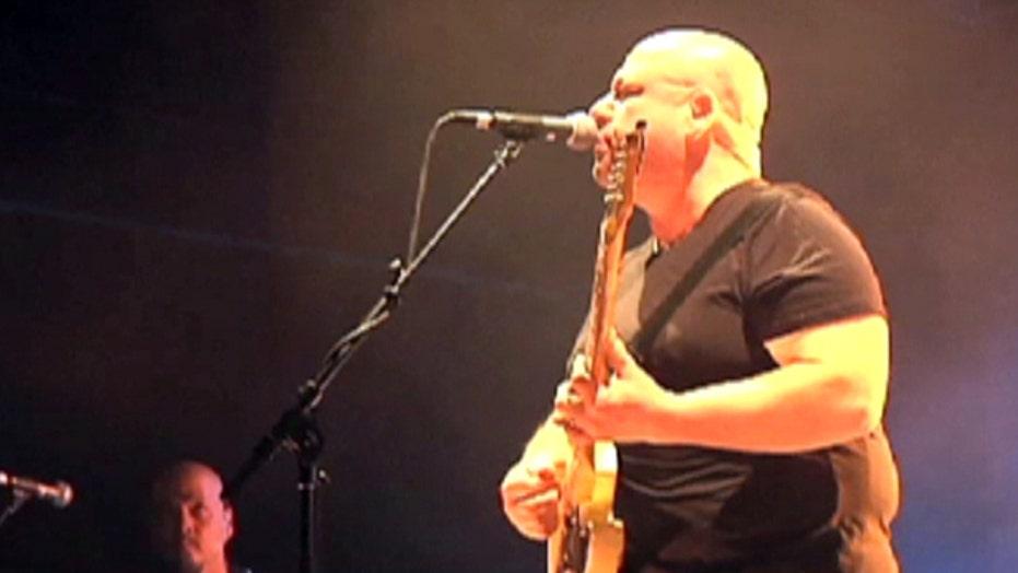 Pixies talk drugs and wild Vegas nights