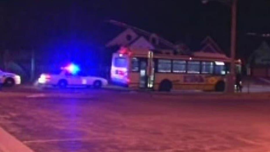 Bible saves Ohio bus driver's life