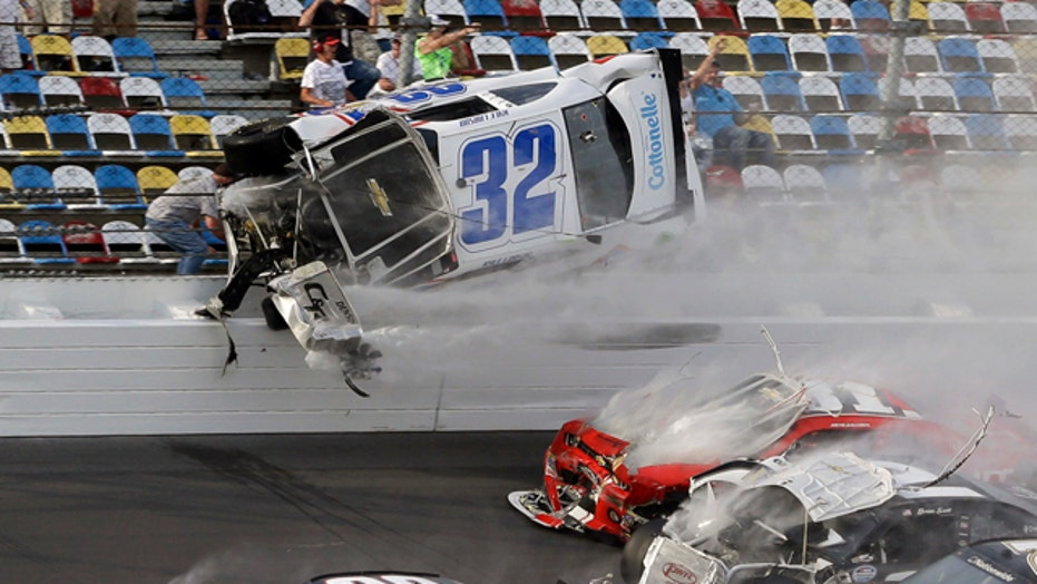 Legal fallout following Daytona crash