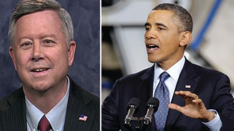 GOP governors frustrated after meeting with Obama