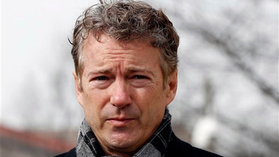 Is Rand Paul the Republican front-runner in 2016?