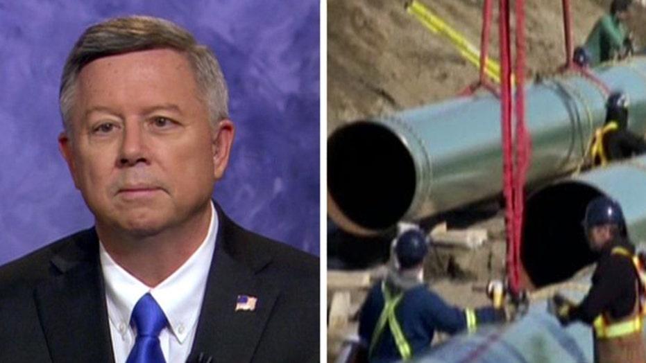 Gov. Heineman to Obama: Time to make a decision on Keystone