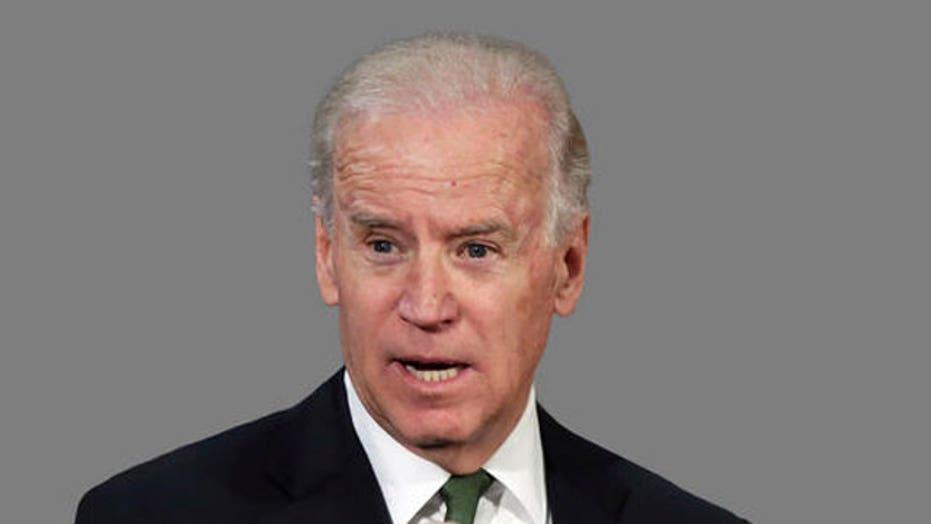 Does Biden think women belong at home?