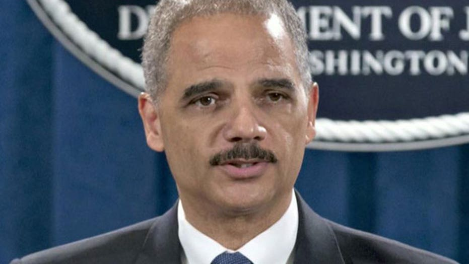 Wis. AG warns against Holder's advice on defending laws