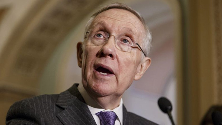 GOP slams Reid for calling ObamaCare 'horror stories' untrue