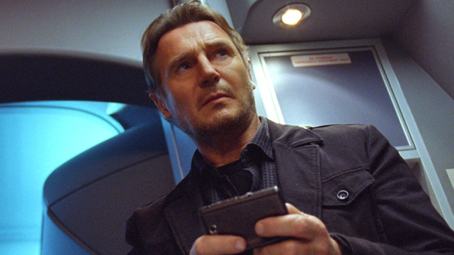 Liam Neeson is 'Non-Stop' awesome