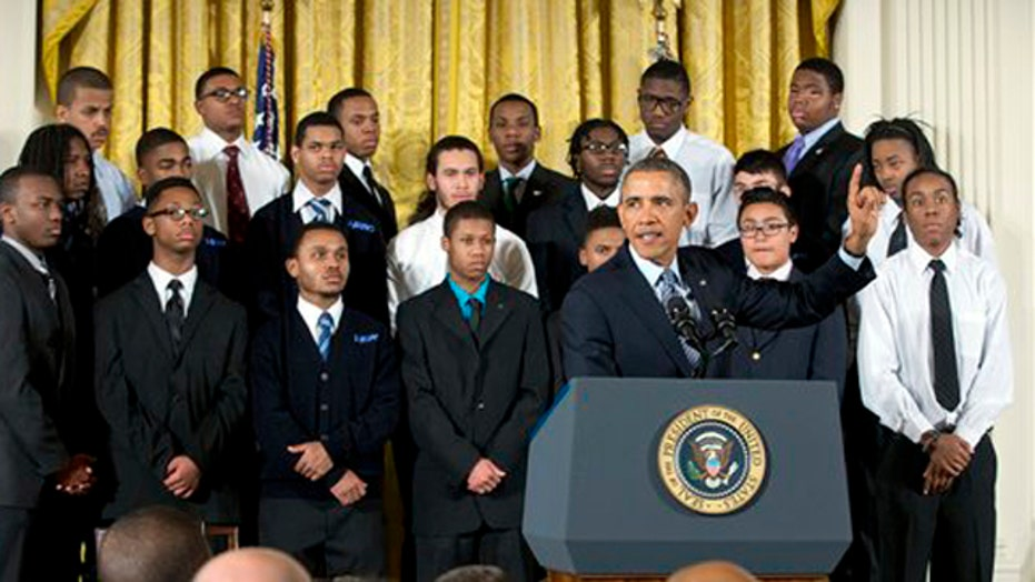 President Obama's 'My Brother's Keeper' initiative