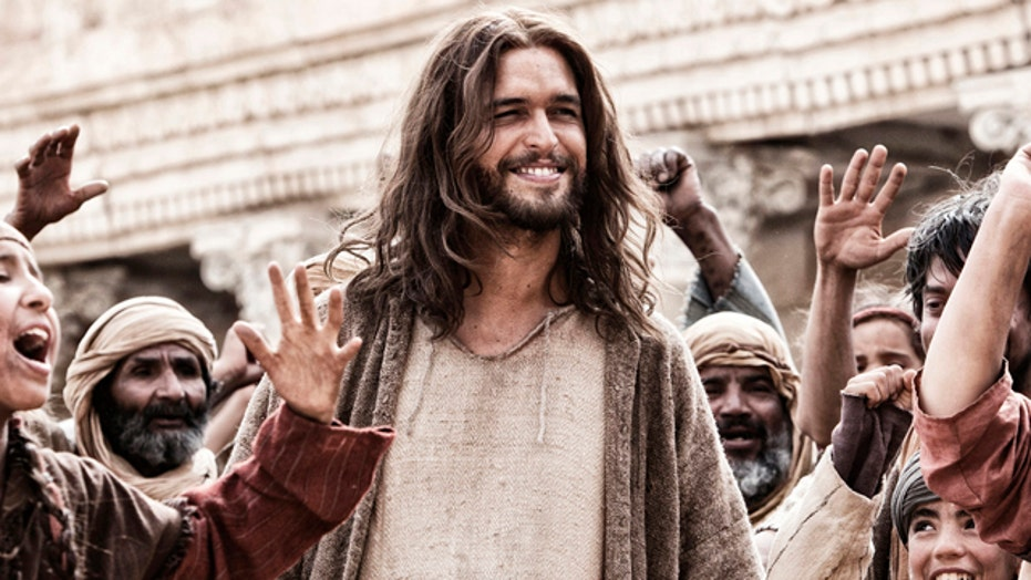 Previewing the new film 'Son of God'