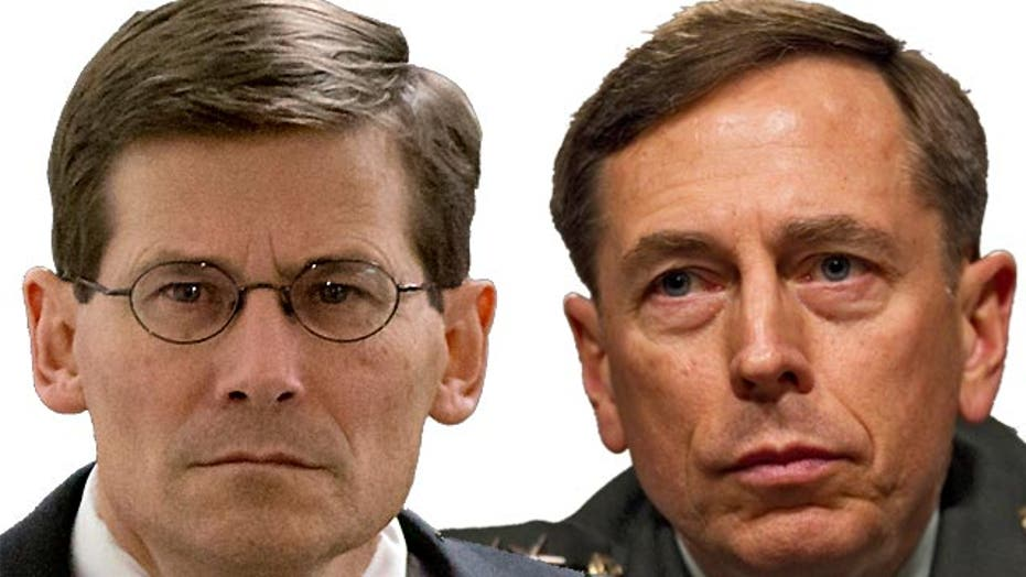 Will Morell, Petraeus be recalled to testify on Benghazi?