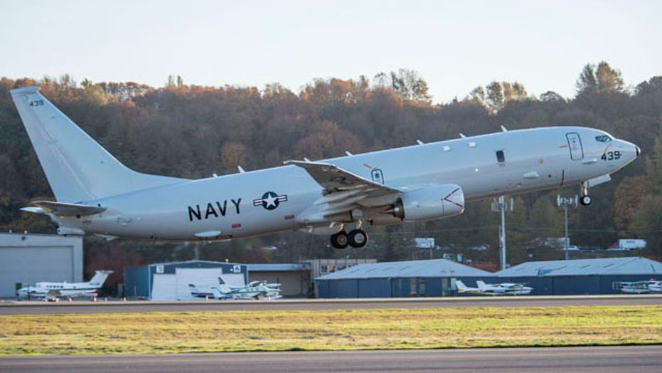 War Games: Jumbo jets to join the Navy