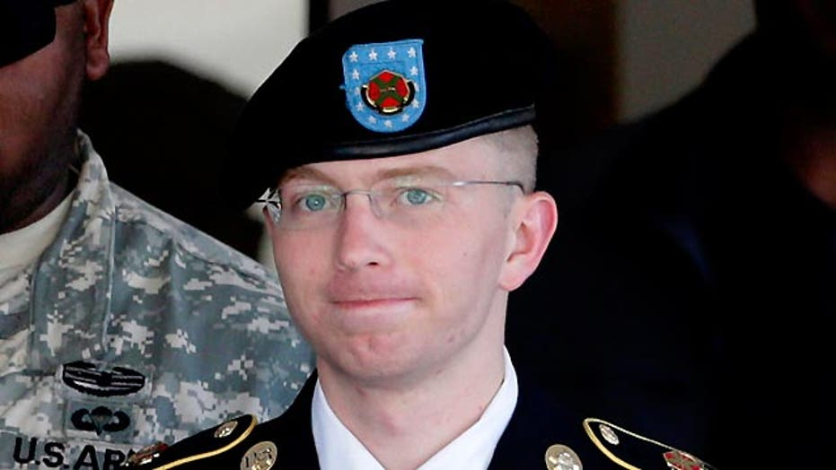 Pfc. Manning pleads guilty to lesser WikiLeaks charges