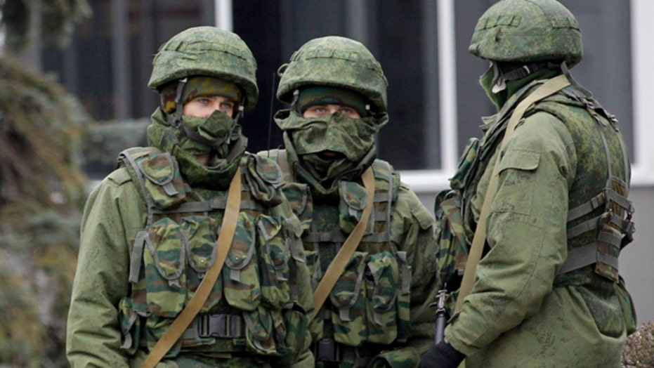 Could Russia take military action in the Ukraine?