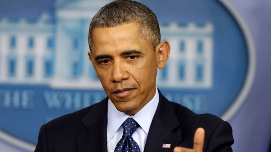 Obama: Not everyone will feel pain of cuts right away