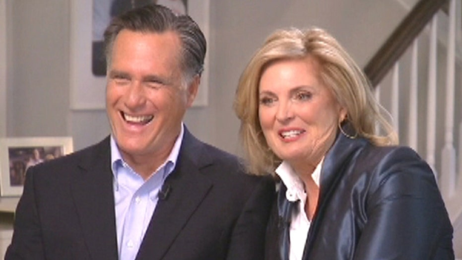 Exclusive: Mitt and Ann Romney on life after political loss