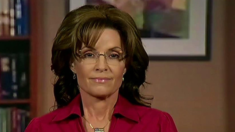 Did Sarah Palin predict the Ukraine crisis back in 2008?