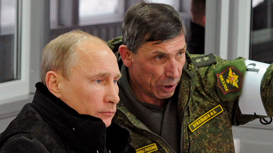 Crisis in the Ukraine: What is Putin's endgame?