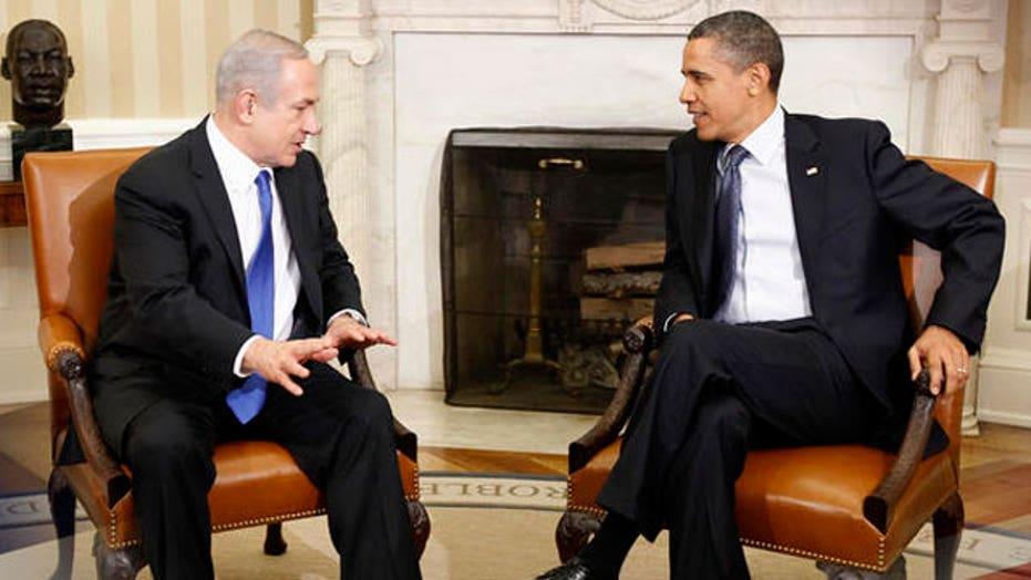 Netanyahu closely watching how US handles Ukraine crisis